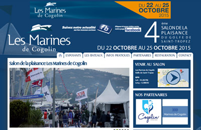Salon Les Marines de Cogolin