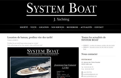 System Boat