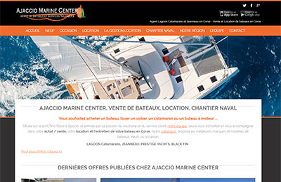 Ajaccio Marine Center