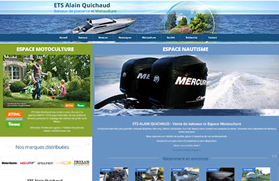 Marine Services 87 / ETS Alain Quichaud