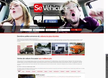 Achat voiture occasion sur SeVéhiculer